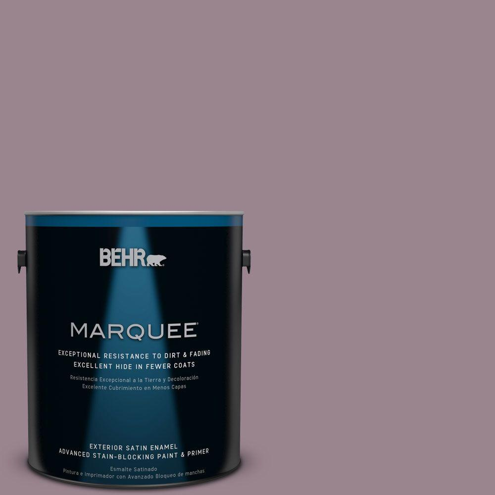 BEHR MARQUEE Home Decorators Collection 1-gal. #HDC-CL-05 Orchard Plum Satin