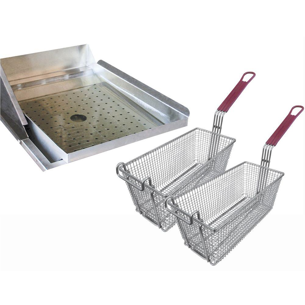 Deep Fryer Accessories Helper Set