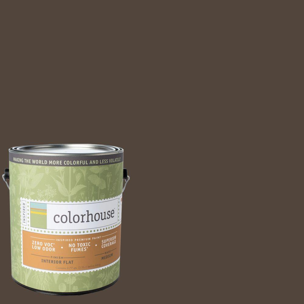 Colorhouse 1-gal. Nourish .05 Flat Interior Paint