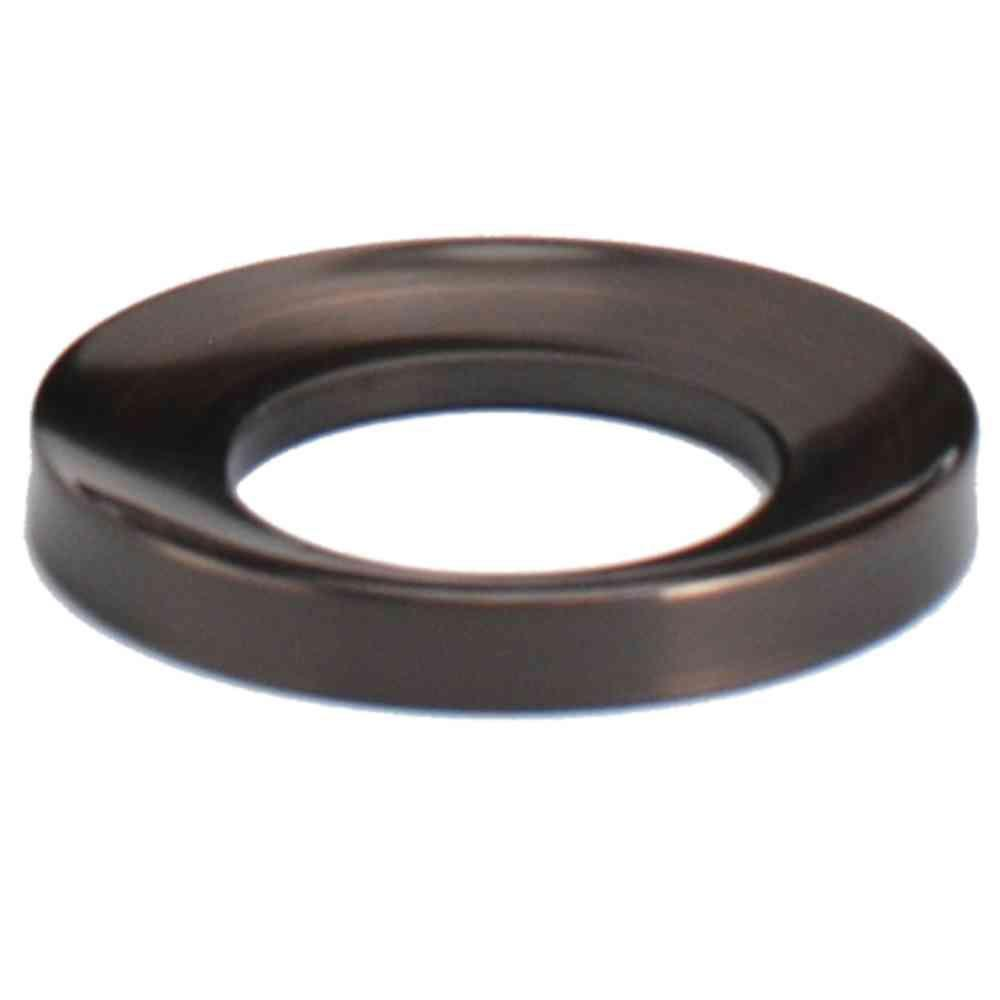 Fontaine Glass Vessel Bathroom Sink Mounting Ring in Brushed Bronze-DISCONTINUED