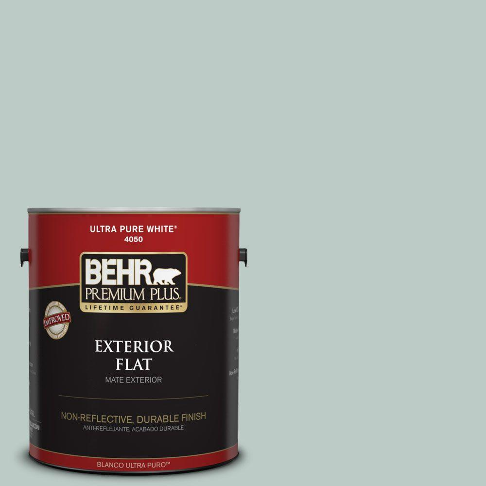 BEHR Premium Plus Home Decorators Collection 1-gal. #HDC-CL-23 Soothing Spring
