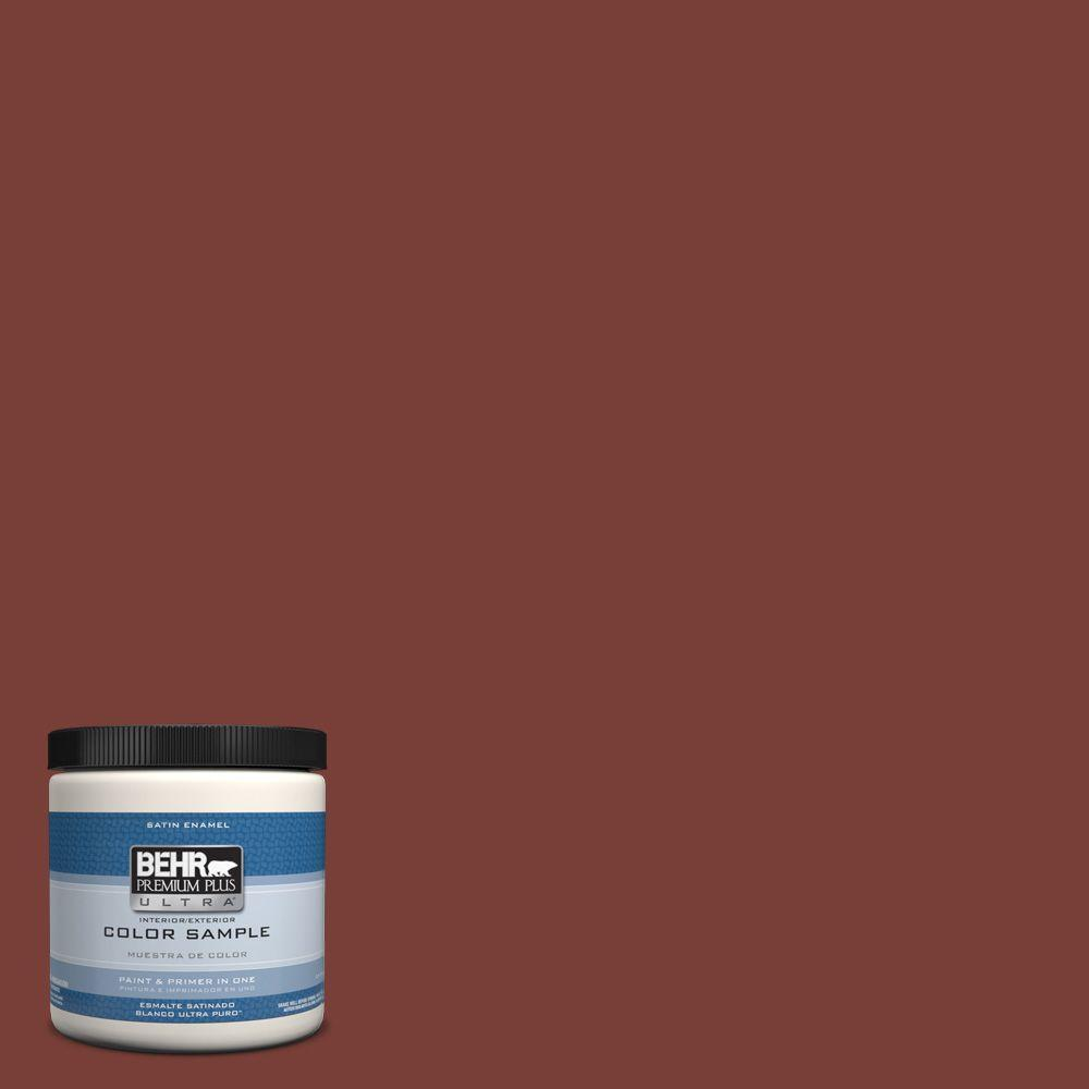 Behr Paint Red Pepper