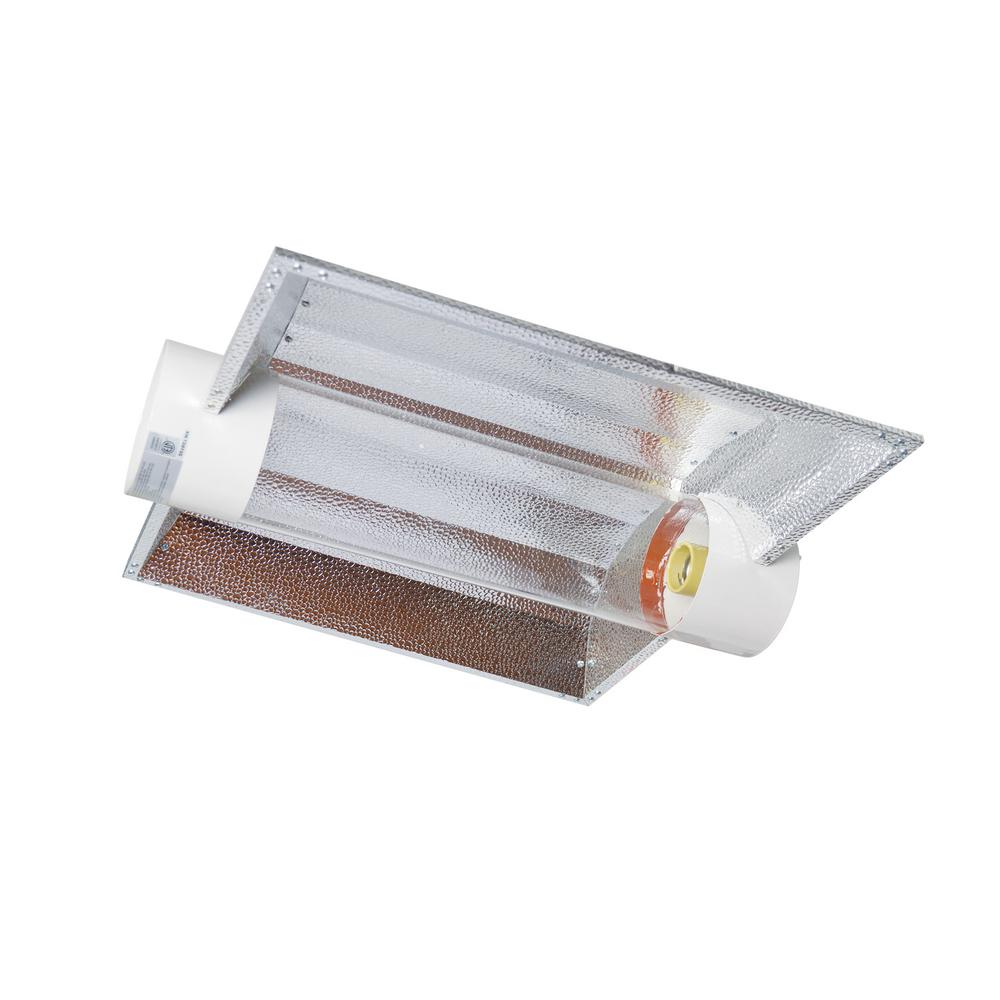 26 in. Cool Tube XL Wing with 6 in. Duct Grow