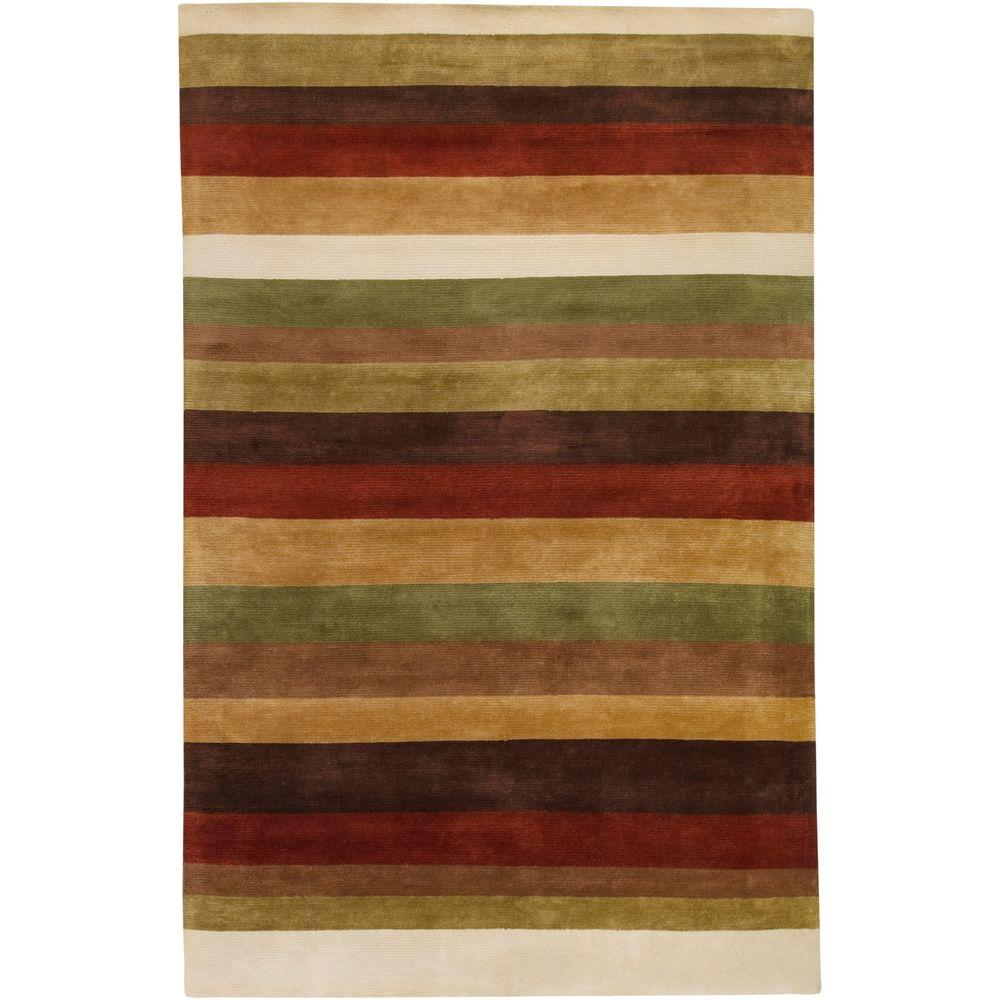 Artistic Weavers Hawthorne Ivory 8 ft. x 11 ft. Area Rug