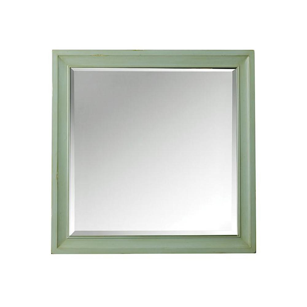 Home decorators collection hazelton 30 in w x 30 in h for Square mirror