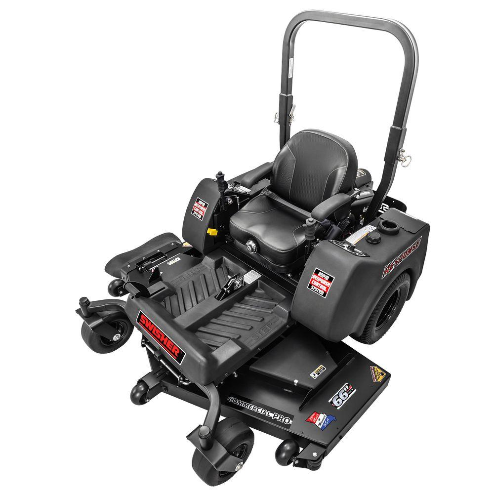 Swisher Commercial Grade Response Pro 66 in. 27 HP Briggs &