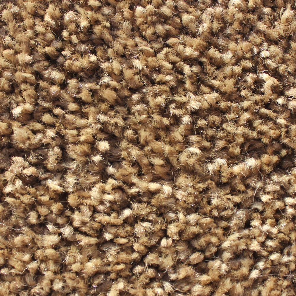 Mid-Century Whiskey Texture 24 in. x 24 in. Carpet Tile (12