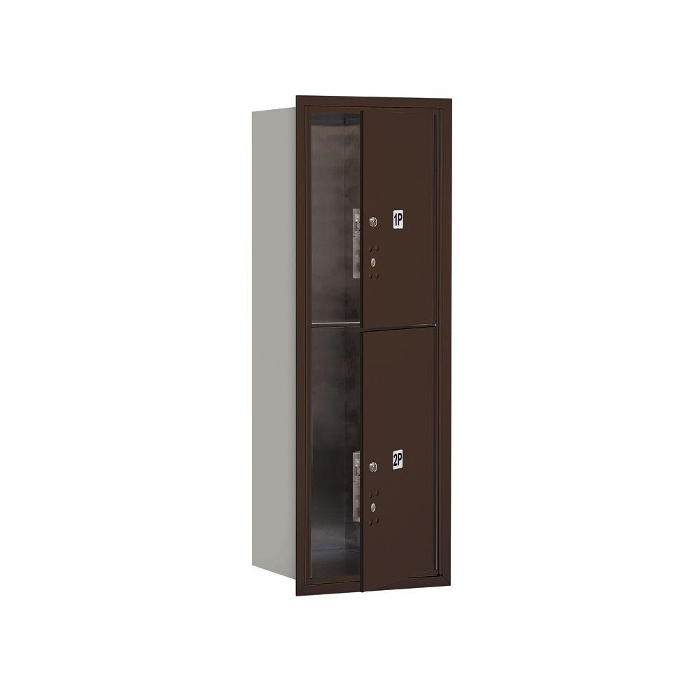 3700 Series 41 in. 11 Door High Unit Parcel Locker 2
