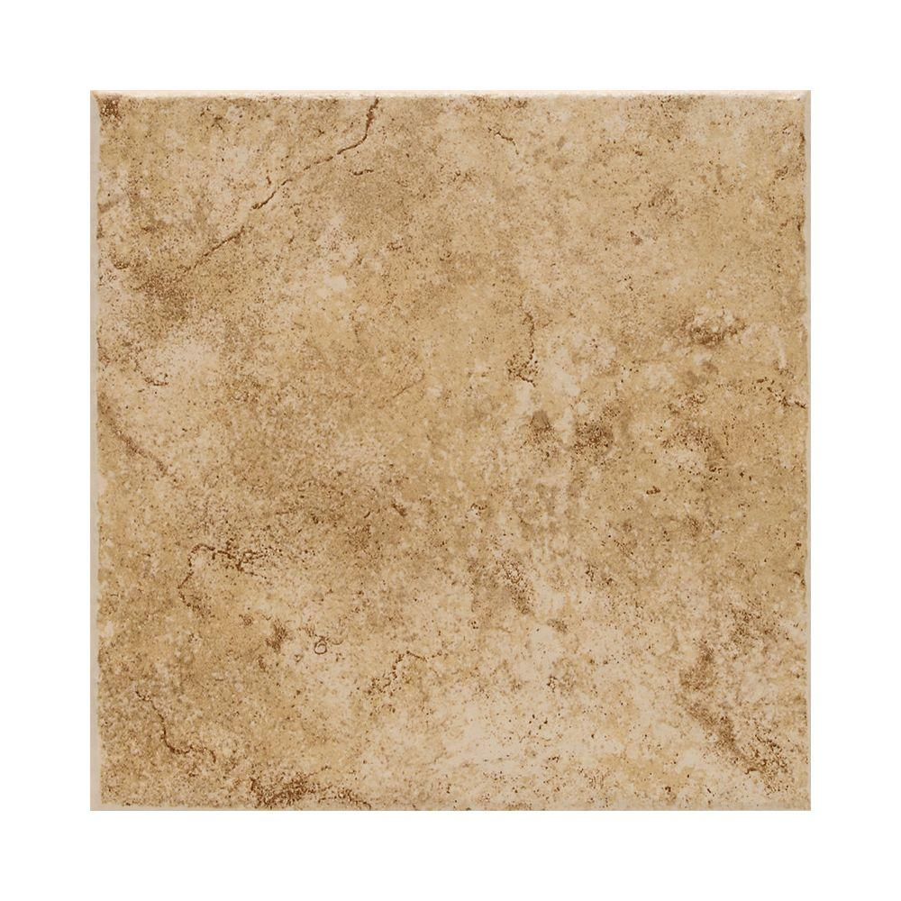 Daltile Fidenza Dorado 12 in. x 12 in. Porcelain Floor and Wall Tile (15 sq. ft. / case)