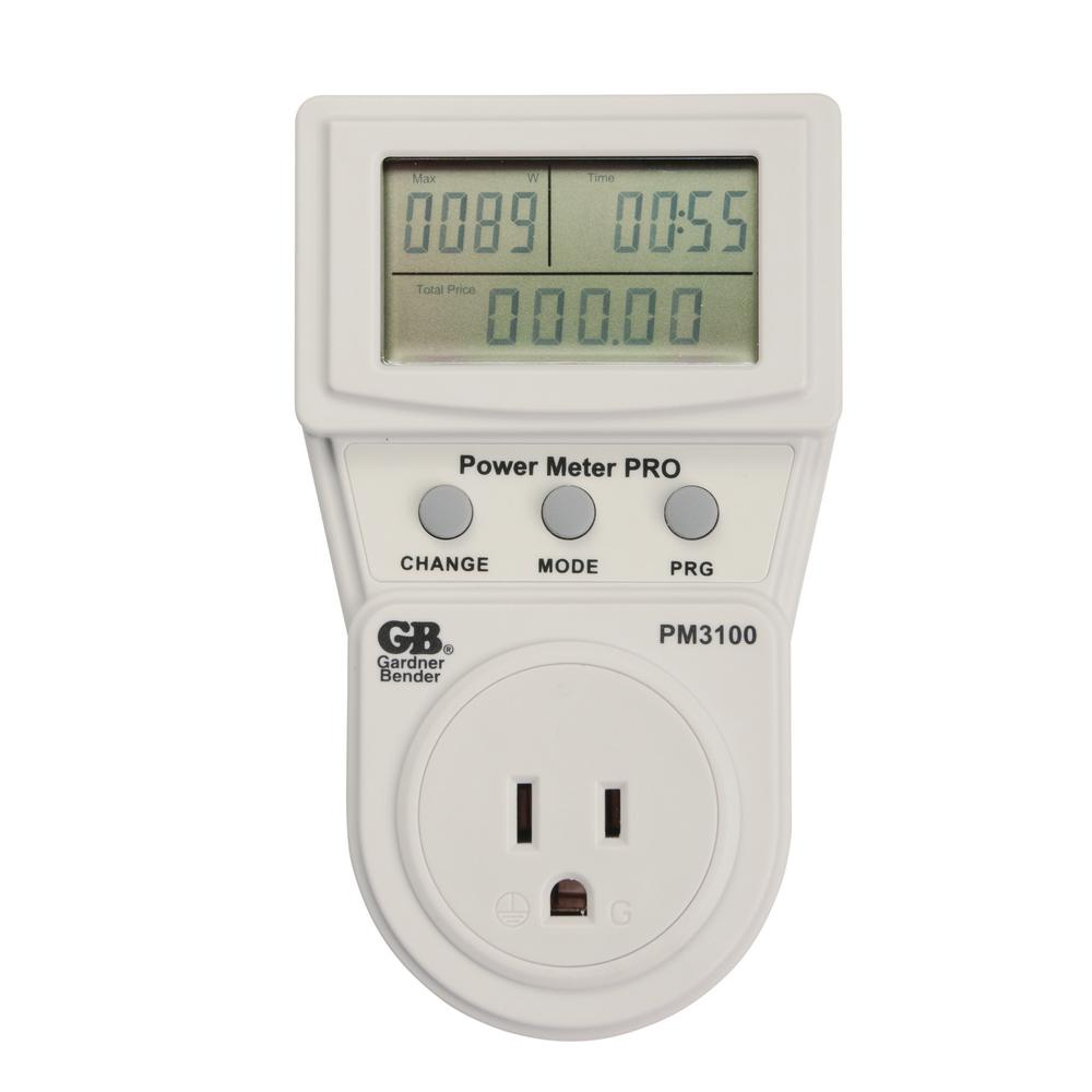 Electric Usage Meter Home Depot