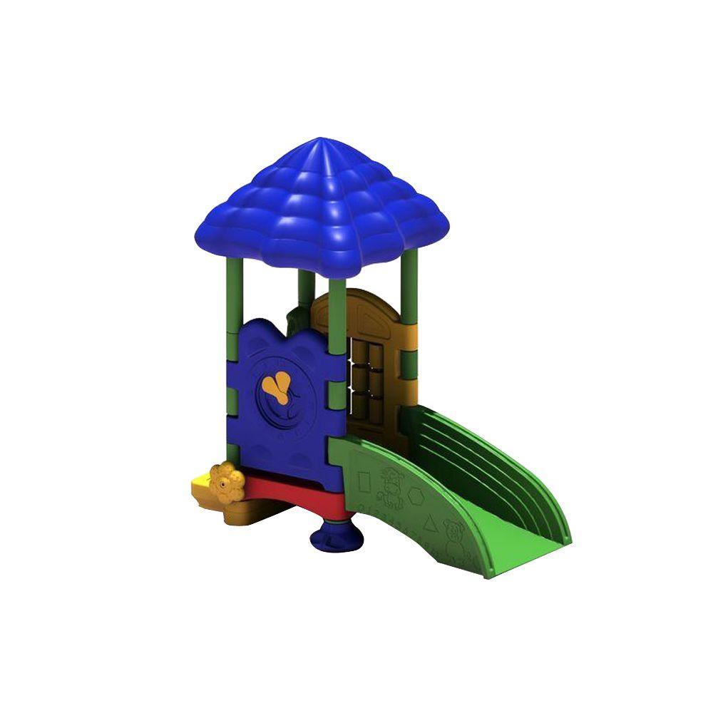 Ultra Play Discovery Center Super Sprout with Roof Playground Playset-DC-SSR -