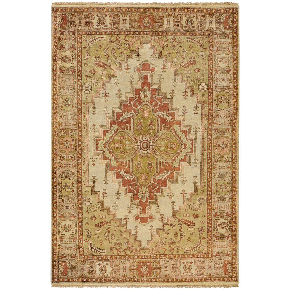 Artistic Weavers Rucellai Cream 5 ft. 6 in. x 8 ft. 6 in. Area Rug
