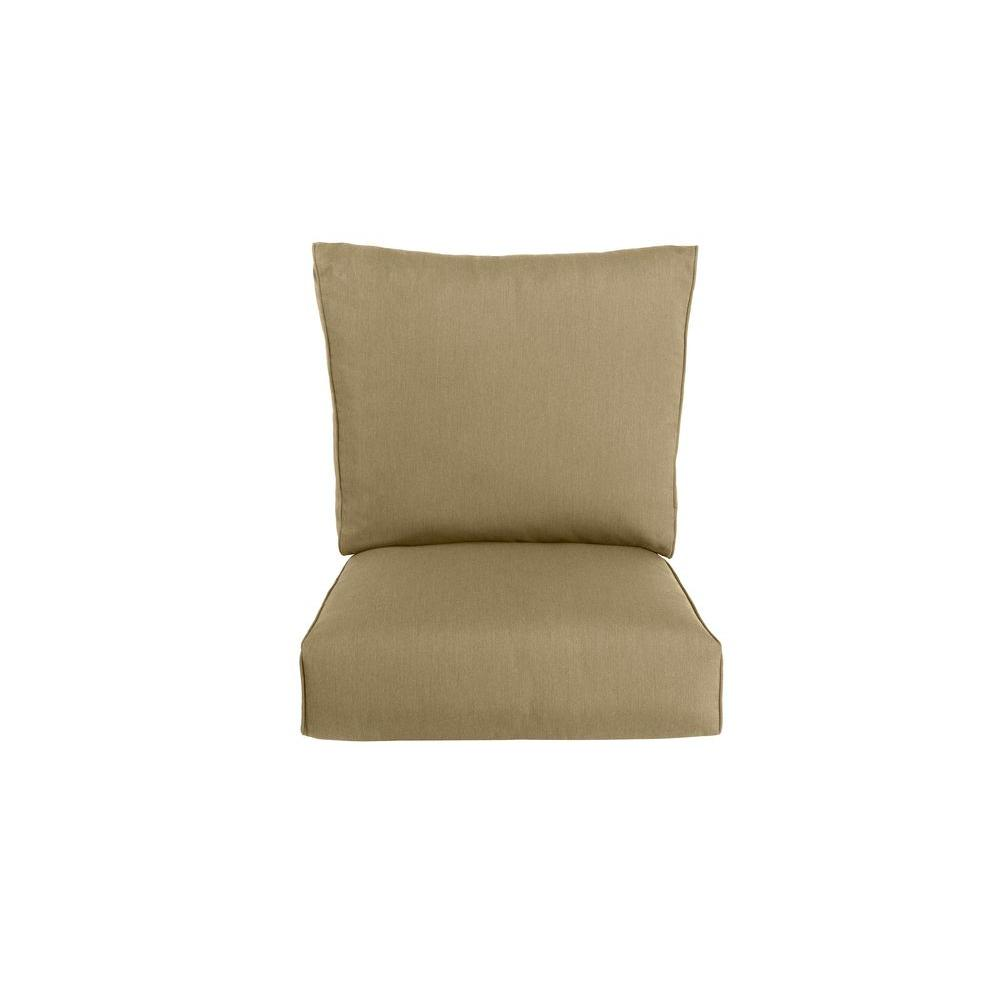Brown Jordan Highland Replacement Outdoor Motion Lounge Chair Cushion in