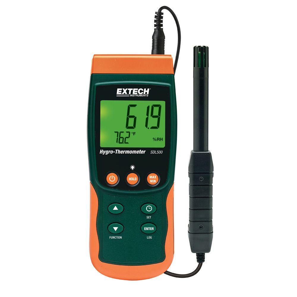 Hygro-Thermometer SD Logger