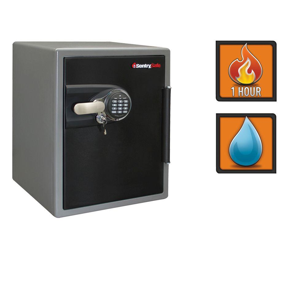 SentrySafe Fire-Safe 2 cu. ft. Fire and Water-Resistant Electronic Lock Safe-DISCONTINUED