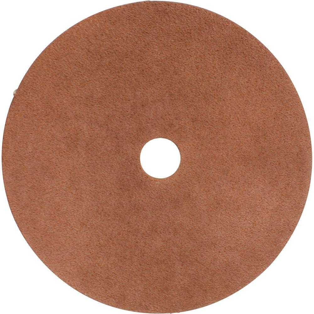 7 in. 80-Grit Abrasive Disc (5-Pack) for use with 7 in.