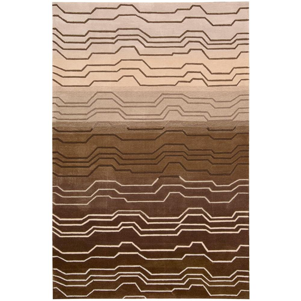 Contour Natural 3 ft. 6 in. x 5 ft. 6 in.
