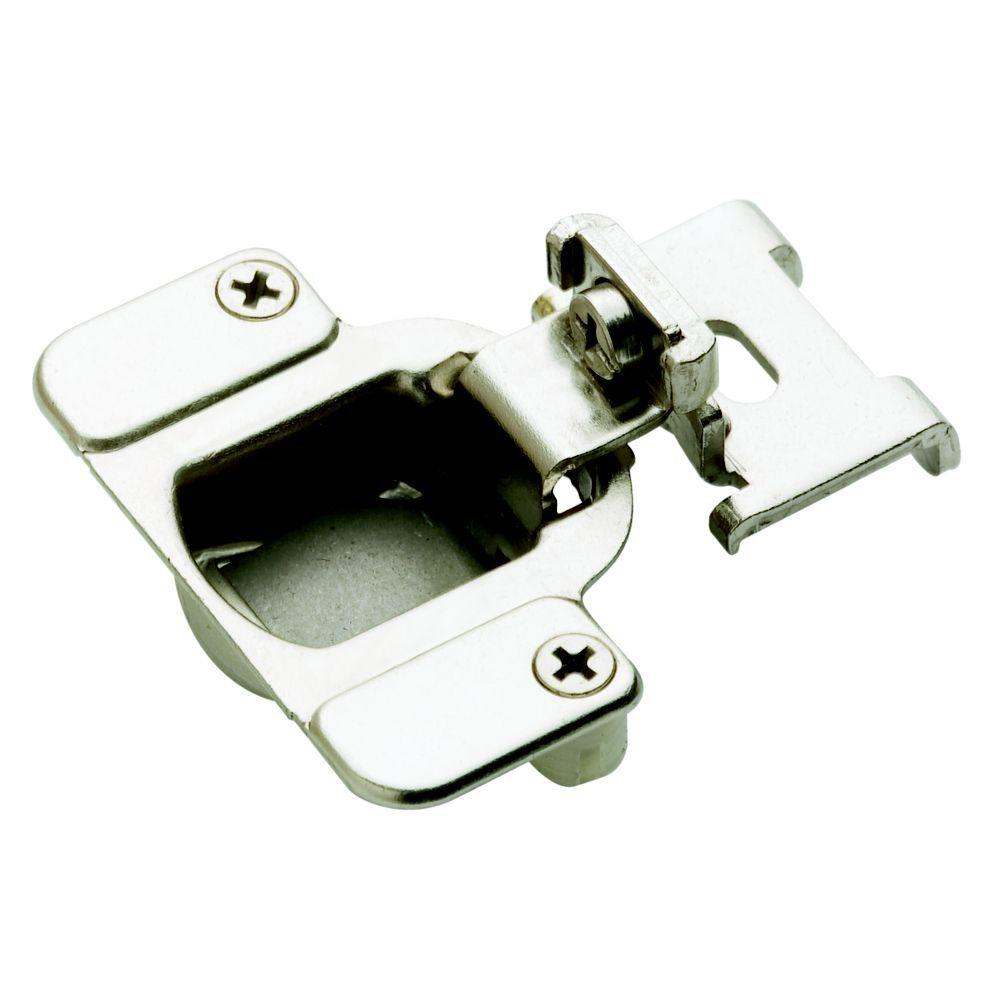Amerock 3/8 in. Overlay Concealed Cabinet Hinge