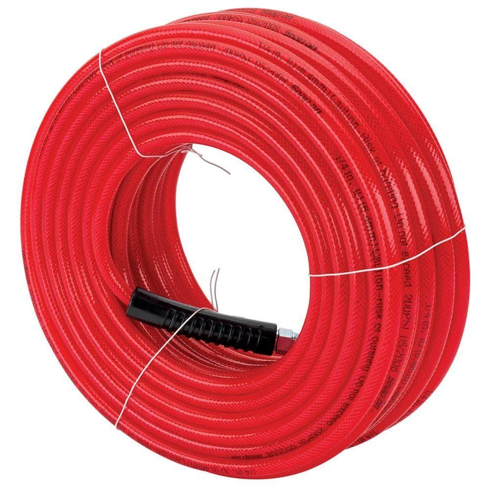 Snap-on 1/4 in. x 100 ft. Polyurethane Air Hose