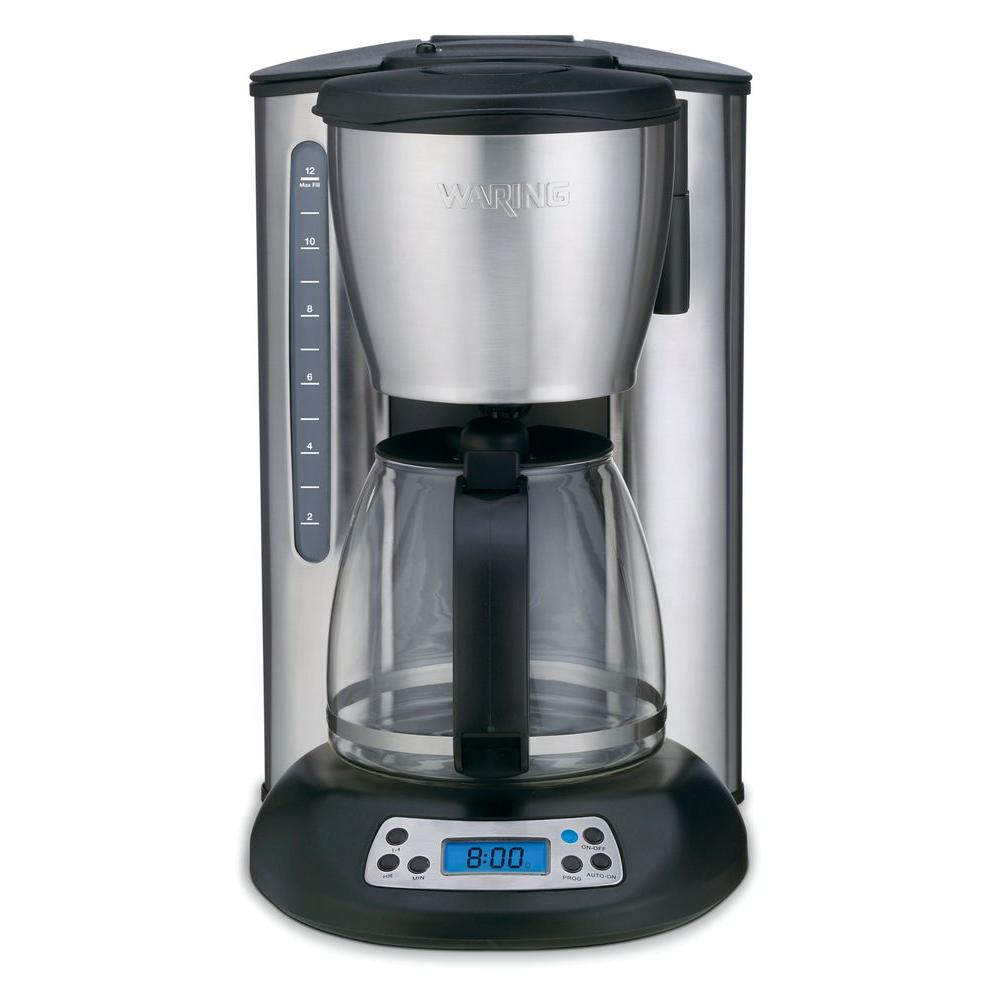 Waring Pro 12 Cup Programmable Coffee Maker-DISCONTINUED