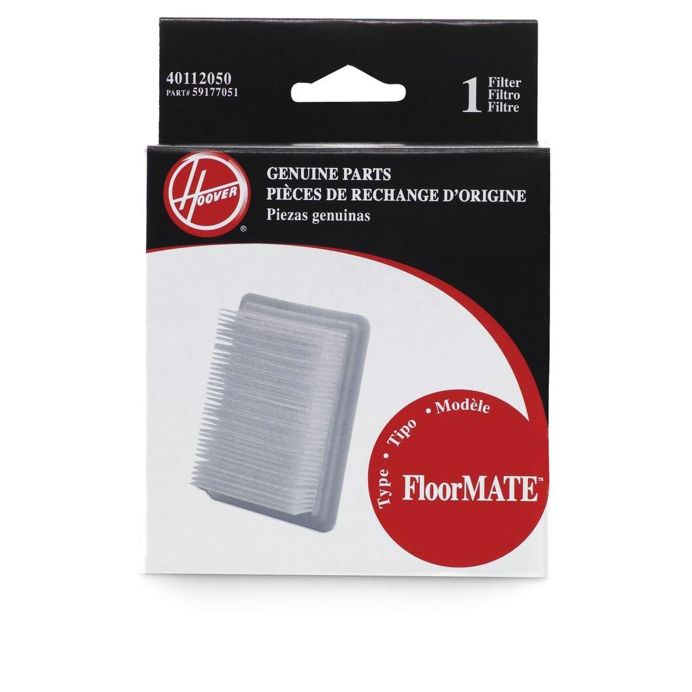 Hoover FloorMATE Replacement Filter for FloorMATE Hard Floor Cleaners 40112050