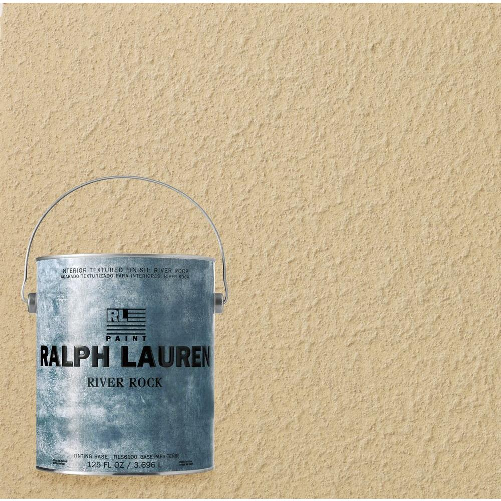 Save 20 Percentage on Ralph Lauren 1 gallon Paints: Ralph Lauren Paint 1-gal. Frosted Hawthorn River Rock Specialty Finish Interior Paint RR129