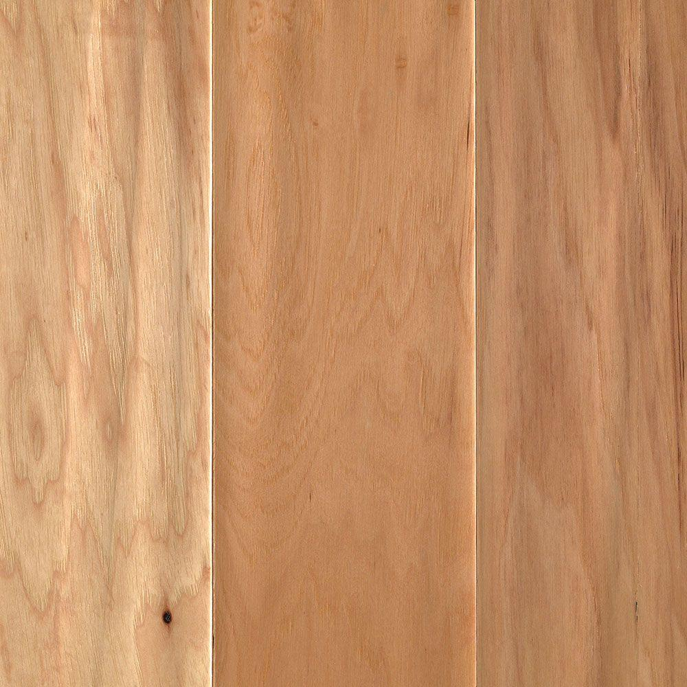 Mohawk Duplin Country Natural Hickory 3/8 in. x 5-1/4 in. Wide