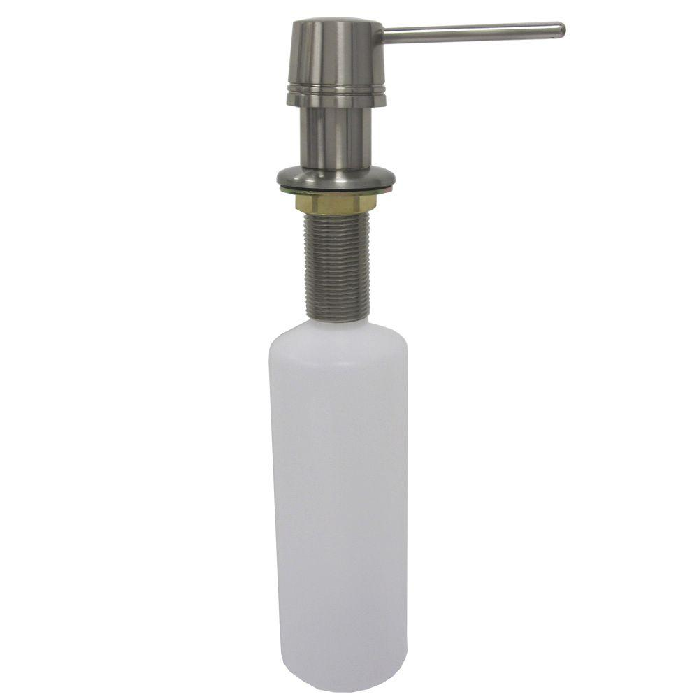 LDR Industries Soap Dispenser in Stainless Steel