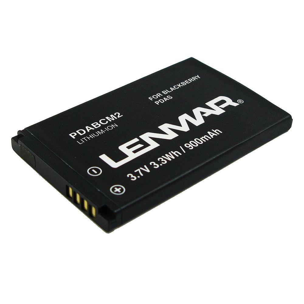 Lenmar Lithium Ion 900mAh/3.7-Volt Personal Data Assistants Replacement Battery