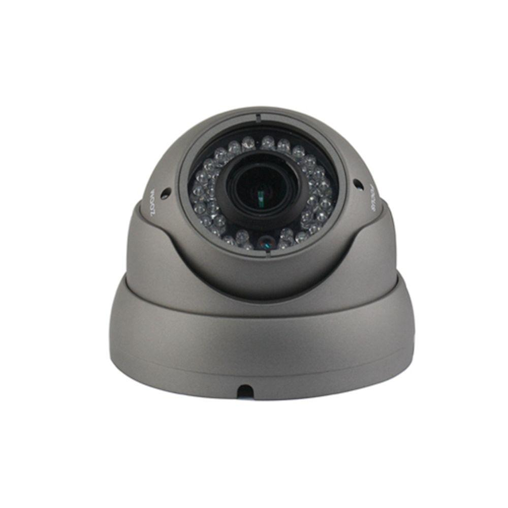 SeqCam Vandal-Proof IR Dome Color Security Camera
