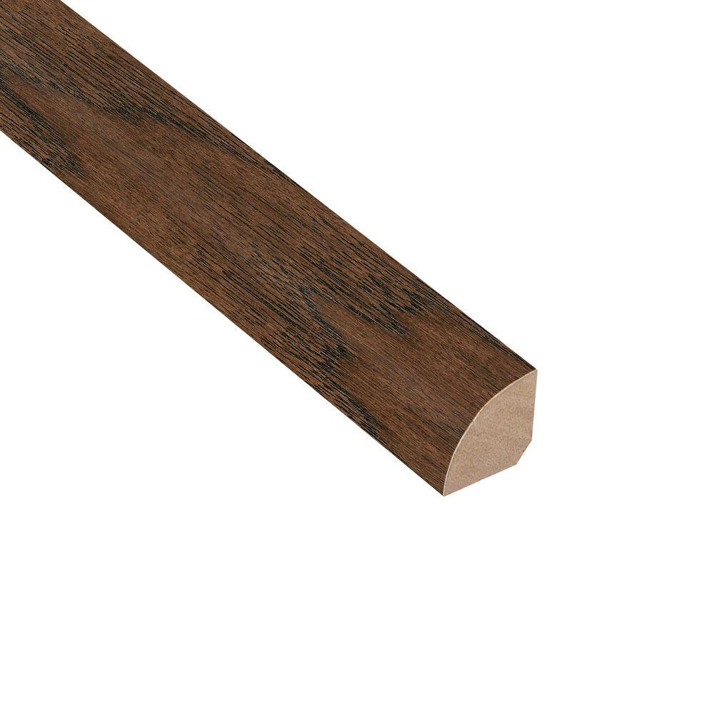 Wire Brushed Benson Hickory 3/4 in. Thick x 3/4 in. Wide