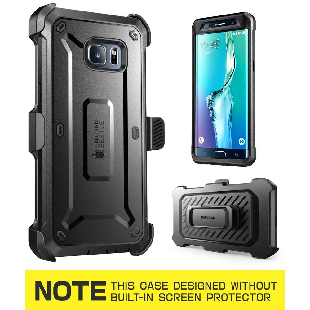 SUPCASE Galaxy S6 Edge Plus Unicorn Beetle Pro Series Holster Case,