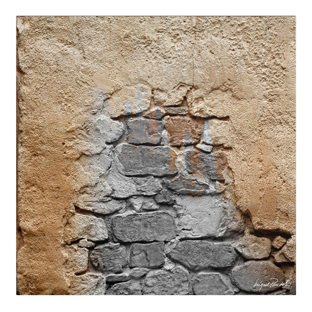 Trademark Fine Art 24 in. x 24 in. Wall Canvas Art-MP0032-C2424GG