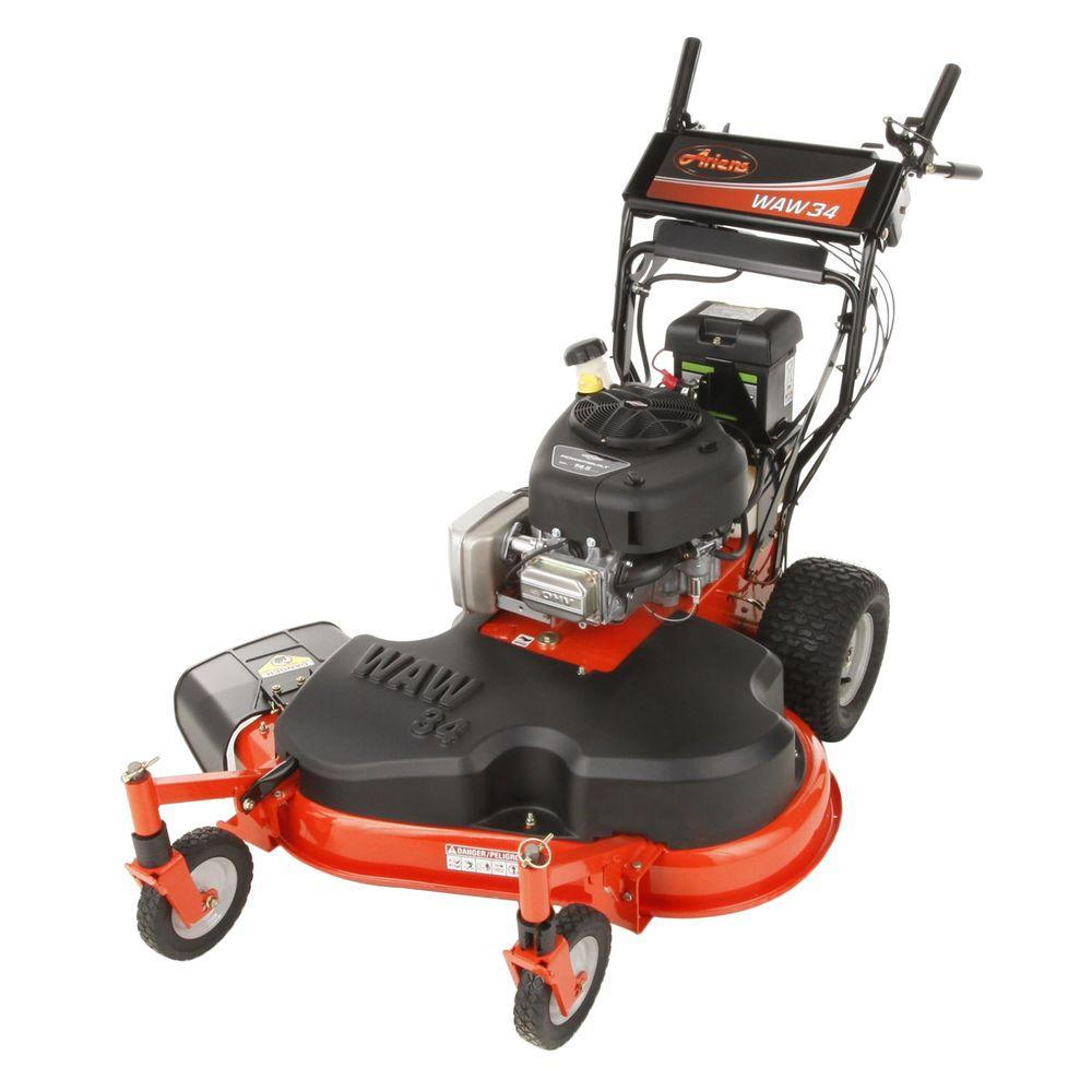 Ariens 34 in. Self-Propelled Wide Area Gas Mower-DISCONTINUED
