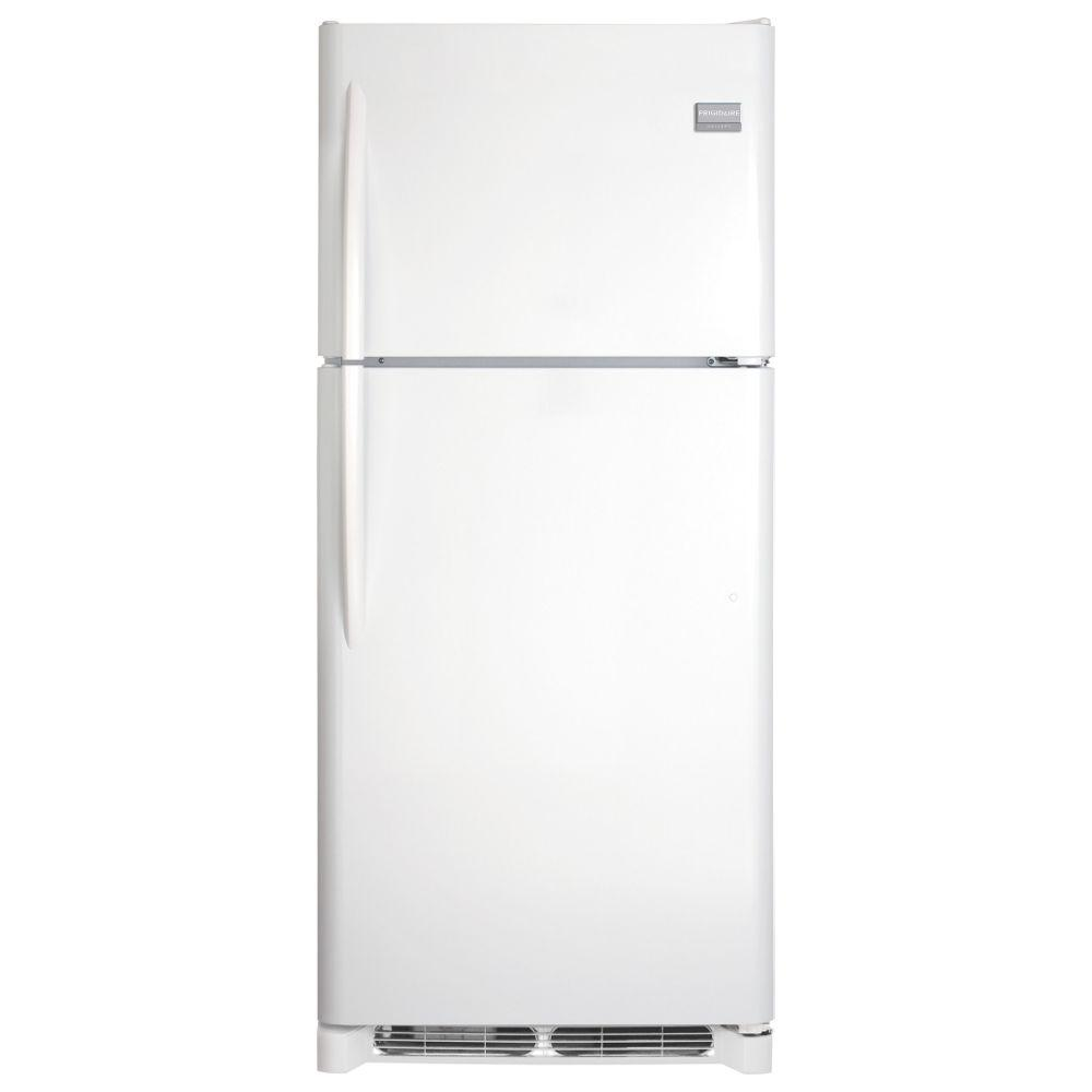 20.4 cu. ft. Top Freezer Refrigerator in Pearl, ENERGY STAR