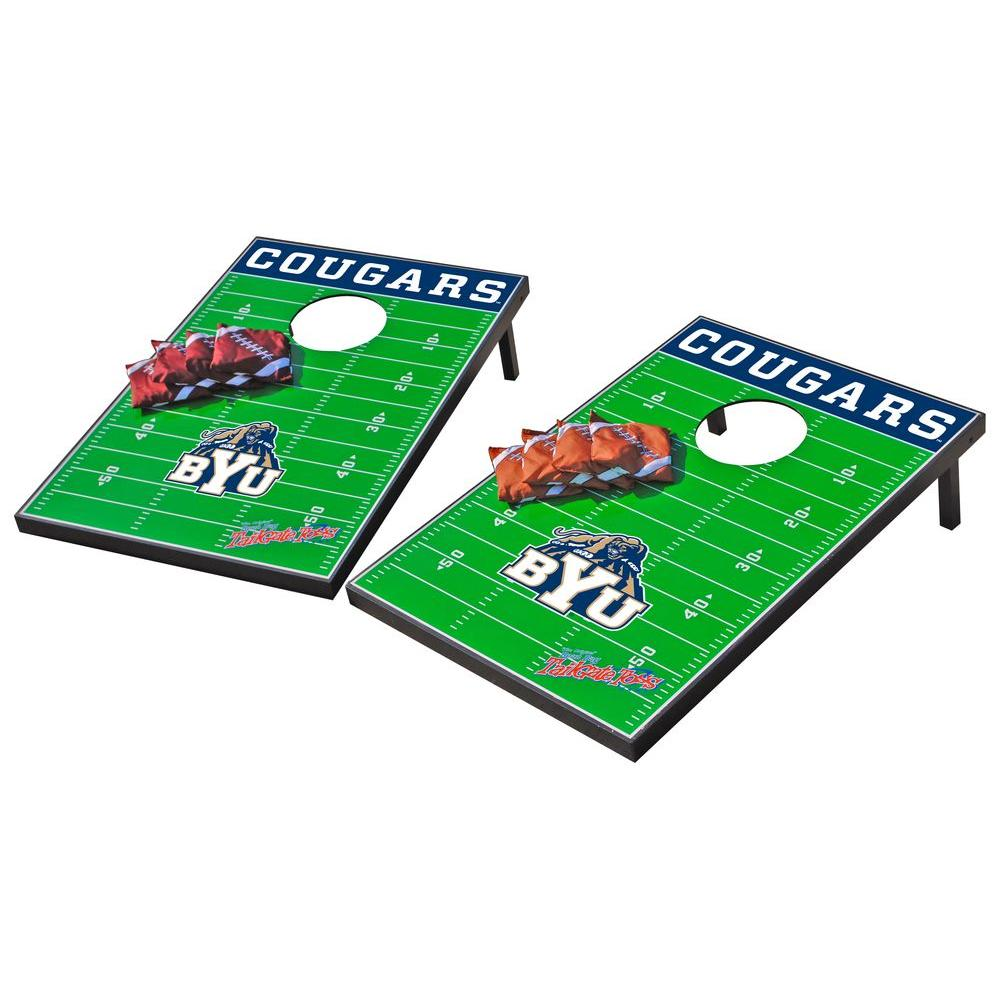 Wild Sports Brigham Young Tailgate Cornhole Toss