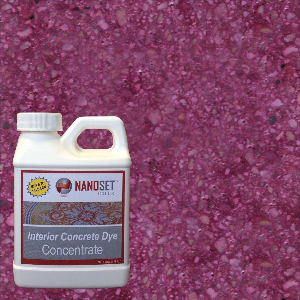32-oz. Amethyst Interior Concrete Dye Stain Concentrate