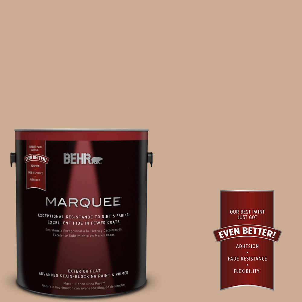 BEHR MARQUEE 1-gal. #N250-3 Pottery Wheel Flat Exterior Paint