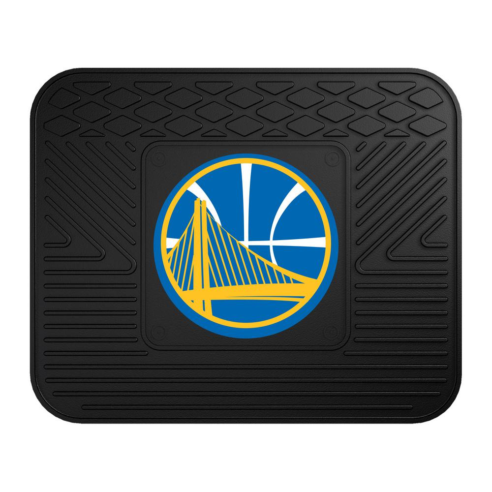 Golden State Warriors 14 in. x 17 in. Utility Mat