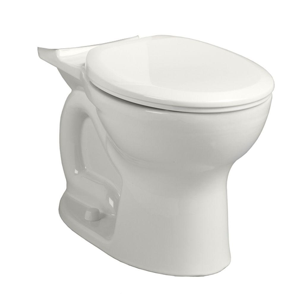 Cadet Pro 1.28 or 1.6 GPF Round Toilet Bowl Only in