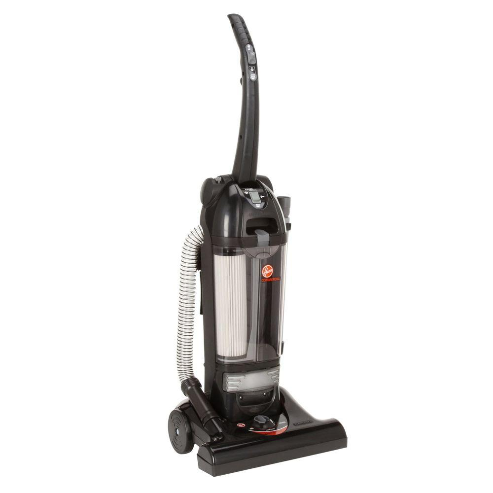 Commercial Hush Bagless Upright Vacuum Cleaner