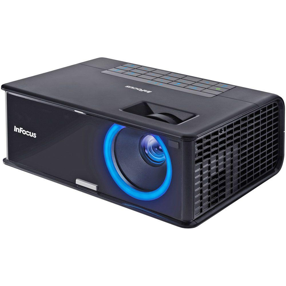 Infocus 1024 x 768 DLP 3D Projector with 3000 Lumens-DISCONTINUED