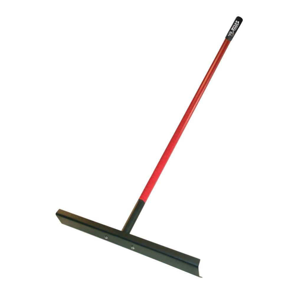 Bully Tools 59.25 in. Fiberglass Handle Concrete Placer