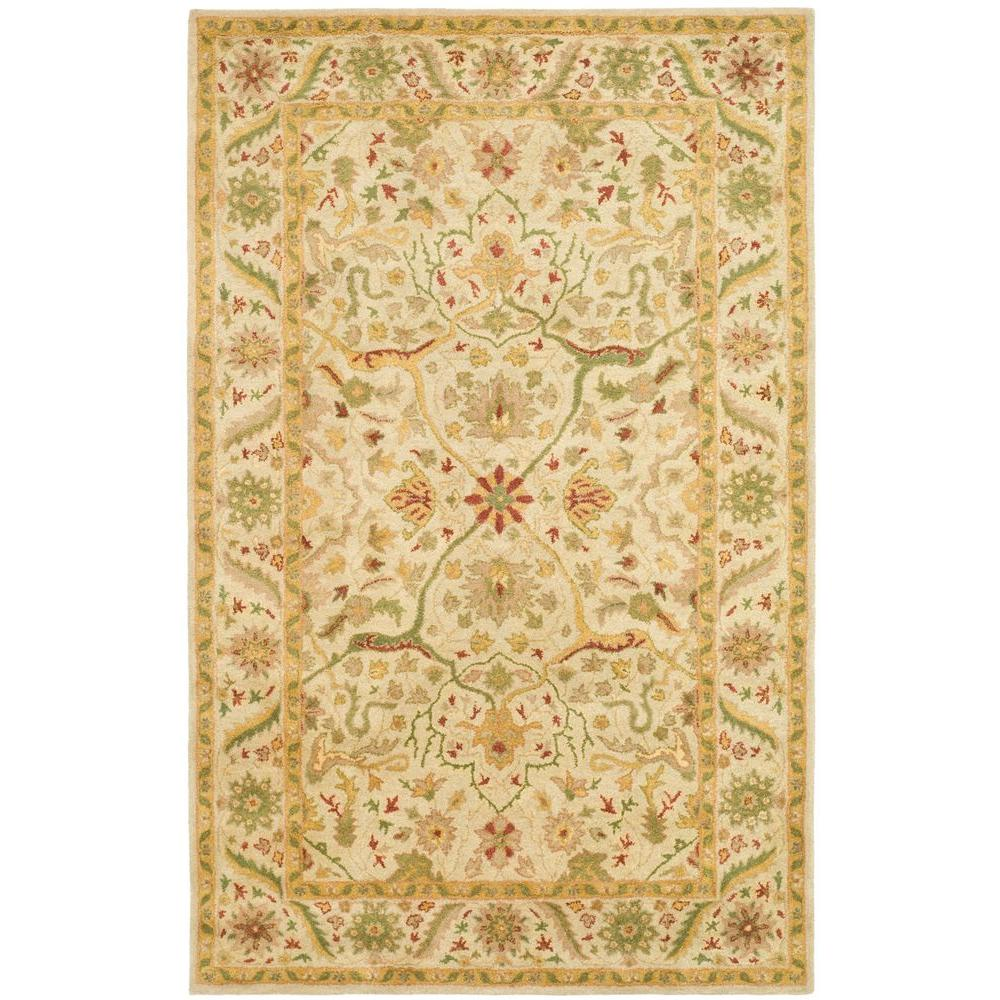 Antiquity Ivory 6 ft. x 9 ft. Area Rug