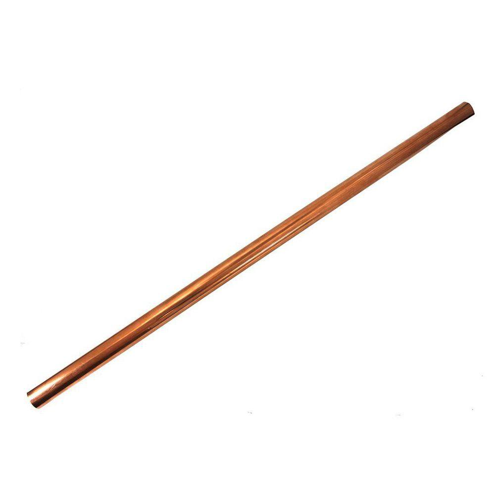 3/4 in. x 5 ft. Type L Rigid Copper Pipe