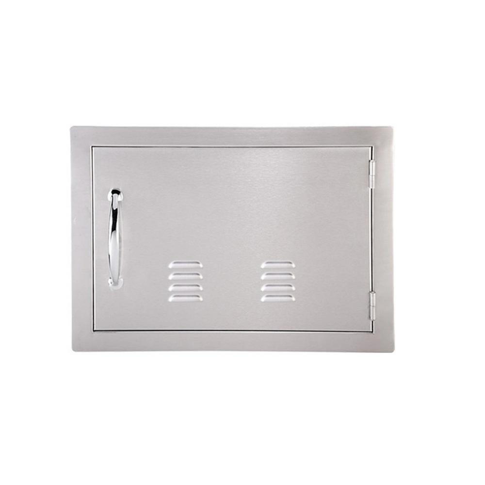 Classic Series 17 in. x 24 in. 304 Stainless Steel Horizontal