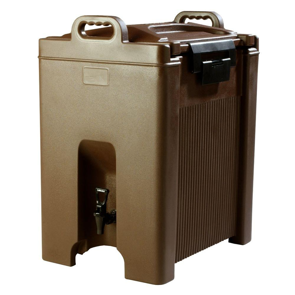 Carlisle Cateraide 10 gal. Brown XT Beverage Server-XT1000001 - The Home