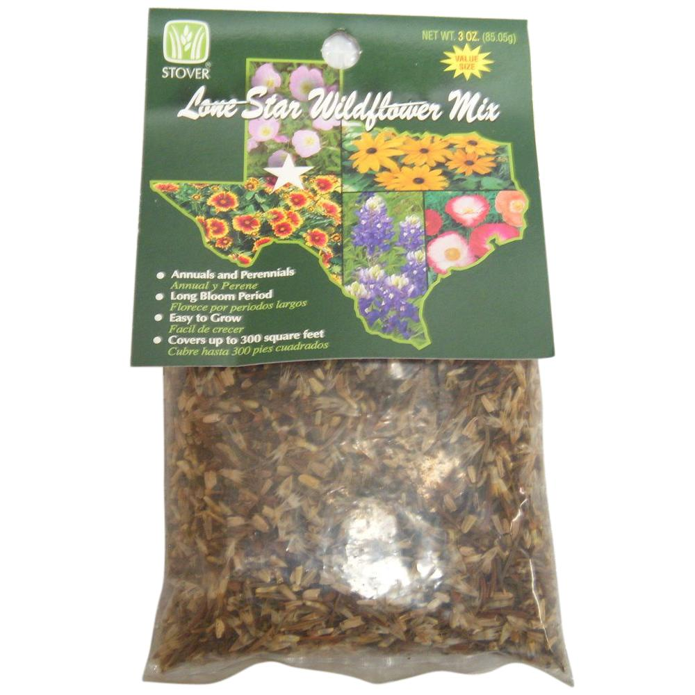 Stover Lone Star Wildflower Value Pack Seed-80021-9 - The Home Depot