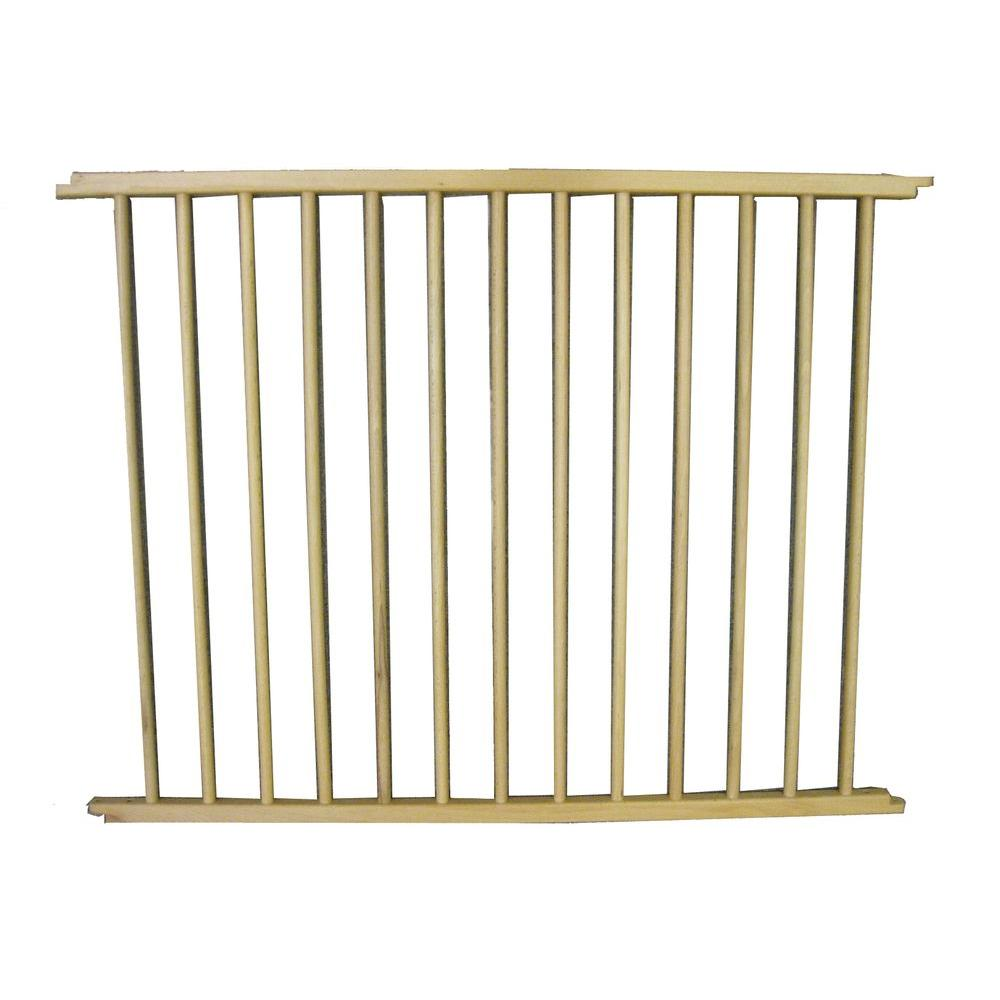 Cardinal Gates 40 in. Extension for Wood VersaGate-VG40-WDP - The Home