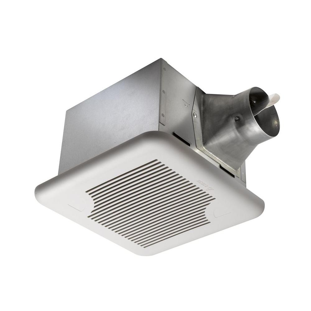 Delta Breez Signature 110 CFM Ceiling Exhaust Fan with Adjustable Humidity Sensor and Speed Control